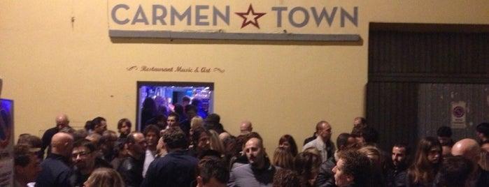 Carmen Town is one of Aperitivi Cocktail bar e altro Brescia.