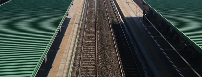 Stazione Parco Leonardo is one of Muoversi a Roma.