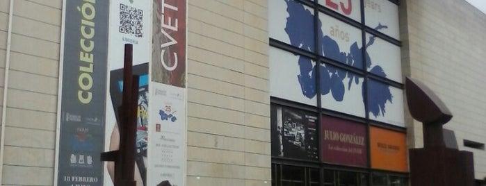 IVAM - Institut Valencià d'Art Modern is one of VA\LEN\CIA.