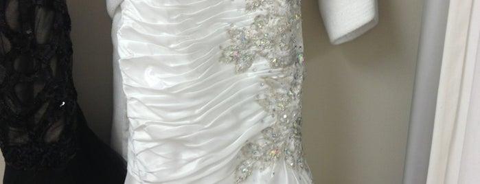 A L'Amour Bridal Shop is one of Potential Vendors.