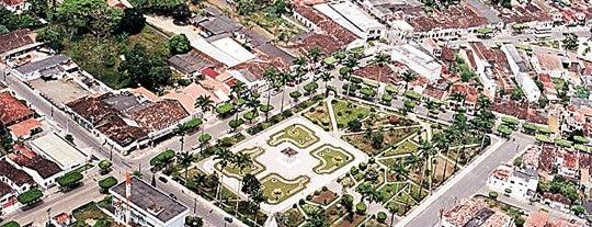 Amargosa is one of Caminho da Paz - Trilha.