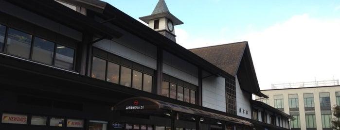Kamakura Station is one of Station - 神奈川県.