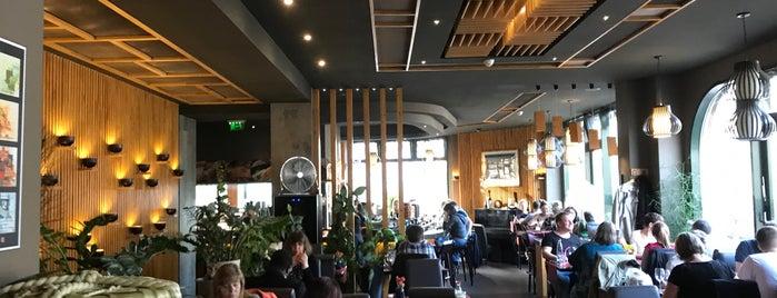 Sakura is one of Bars + Restaurants.