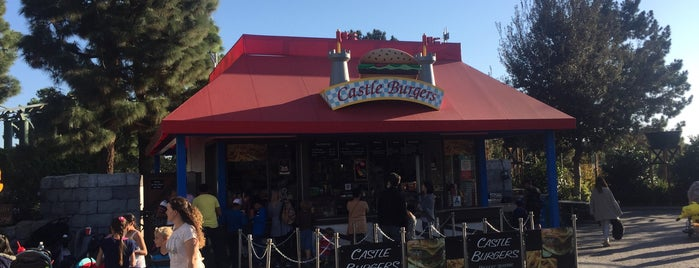 Castle Burger is one of Los Angeles.