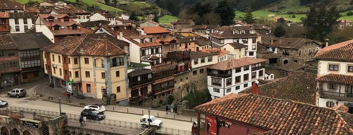 Potes is one of Guía de Cantabria.