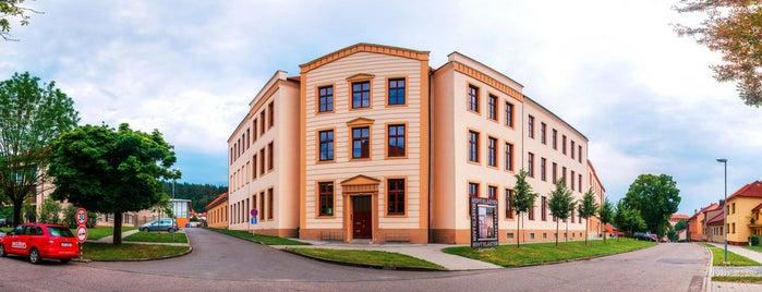 Nový Klášter is one of Místa v Napajedlích.