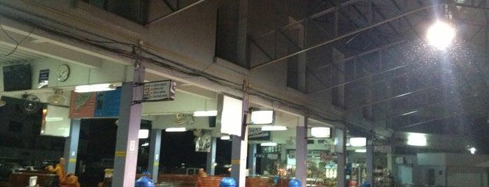 สถานีขนส่งผู้โดยสารอุตรดิตถ์ is one of ลำพูน, ลำปาง, แพร่, น่าน, อุตรดิตถ์.