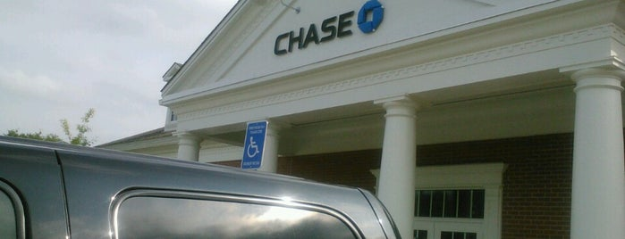 Chase Bank is one of Places to Visit in Dunwoody.