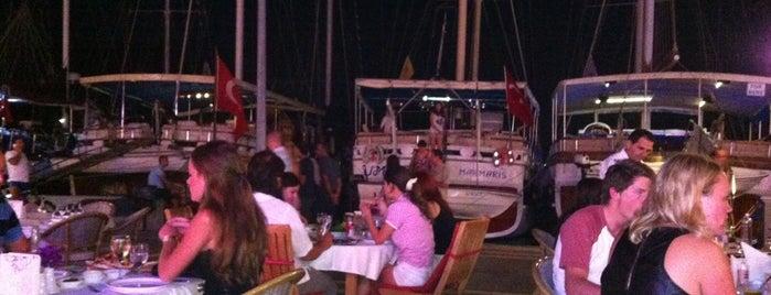 Nil Balık Restaurant is one of Denenenler :).