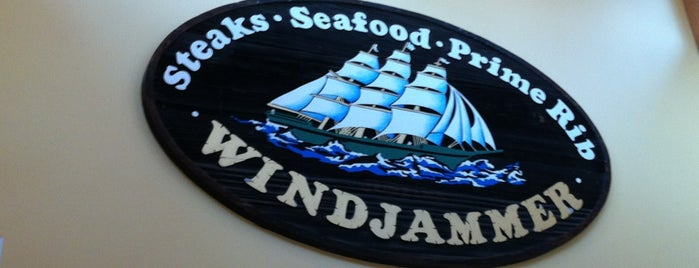 Windjammer Restaurant is one of places to go.