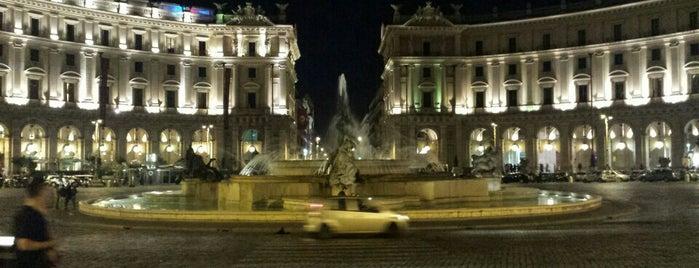 Piazza della Repubblica is one of 101 cose da fare a Roma almeno 1 volta nella vita.