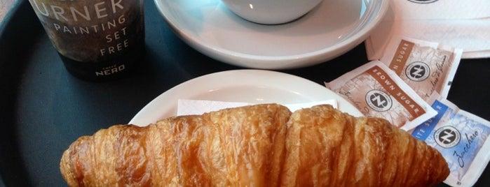 Caffè Nero is one of Foodies.
