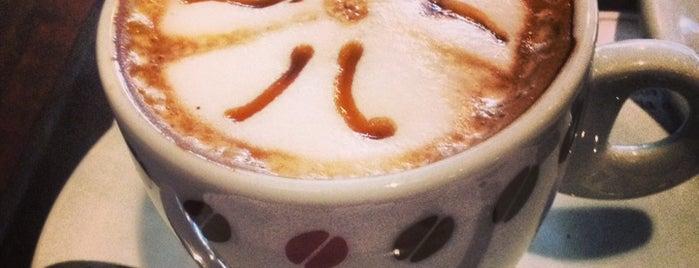 Suplicy Cafés Especiais is one of Deixei meu <3 em SP.