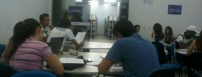 Biblioteca is one of Pombal-PB.
