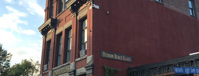 Hudson Beach Glass is one of 2015.