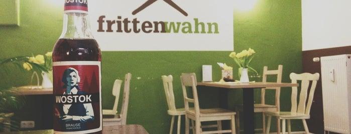 Frittenwahn is one of Mjam-Mjam.