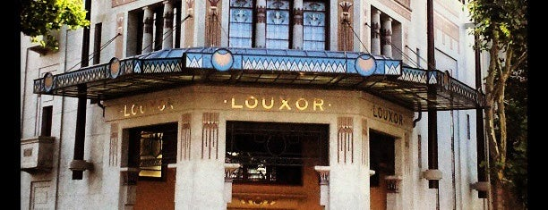 Le Louxor is one of Paris.