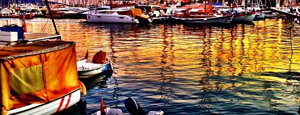 Milta Bodrum Marina is one of Bodrums' populars.