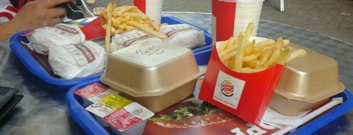 Burger King is one of Yerler - Antalya.