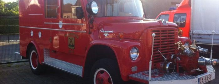 Brandweer Zele is one of regulars.