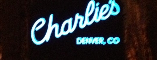 Charlie's Denver is one of LMAO.