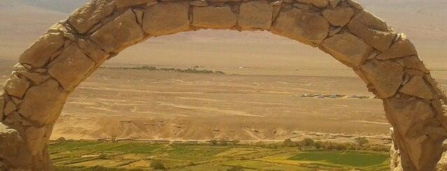 Pukara de Quitor is one of Atacama.