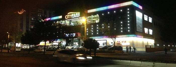 CityPark is one of Diyarbakir.