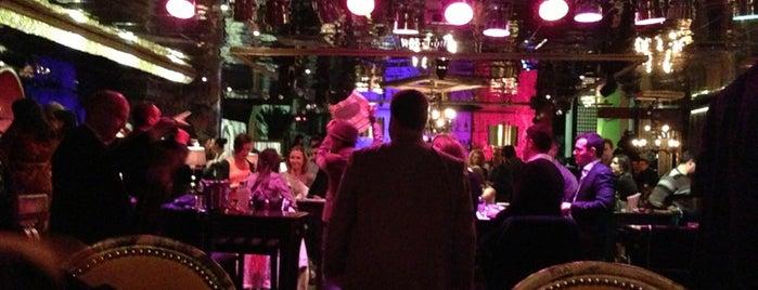 Club Tiffany is one of Sofia by night.