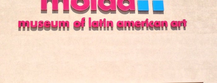 Museum of Latin American Art is one of Museum Season - See Any of 29 Museums, Save $477+!.