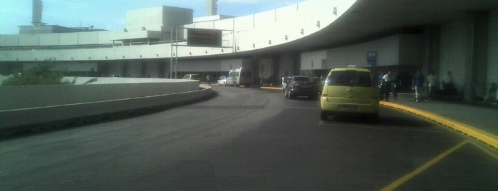 Terminal 1 (TPS1) is one of HAVALİMANLARI.
