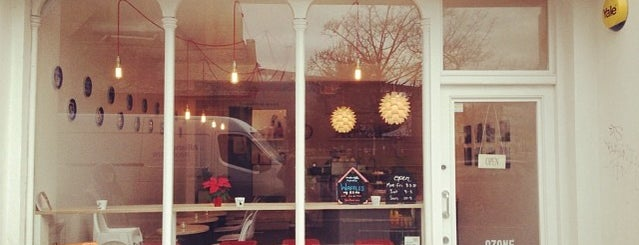Nordic Coffee Collective is one of Brighton.