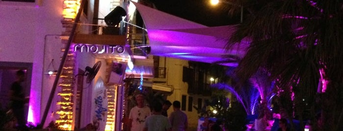 Mojito Lounge & Club is one of South-West of Turkey.