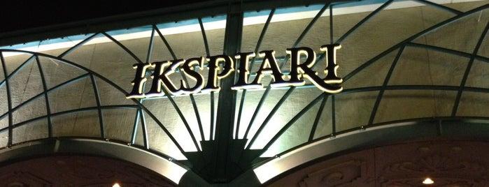 IKSPIARI is one of Disney.