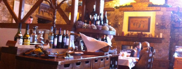 Borda Estevet is one of Andorra Restaurante 5j.