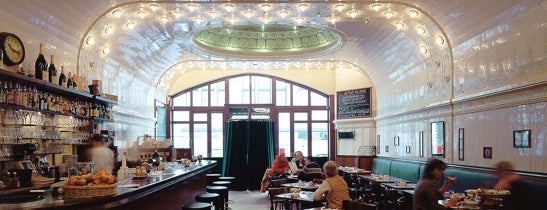 Café Paris is one of Foursquare Best Of Hamburg: Cafés.