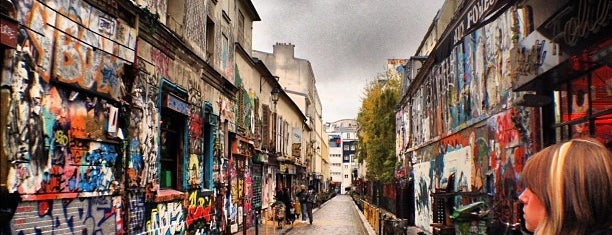 Rue Dénoyez is one of Paris.