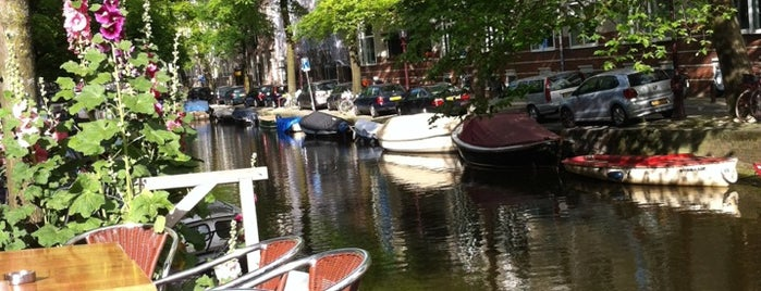 Café Chaos is one of Amsterdam.