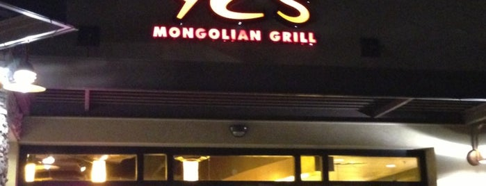 YC's Mongolian Grill is one of Food!.