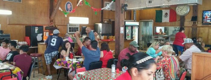 Mexican Restaurant Galveston Strand