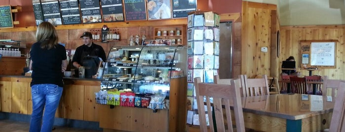 Caribou Coffee is one of Mill City Love.