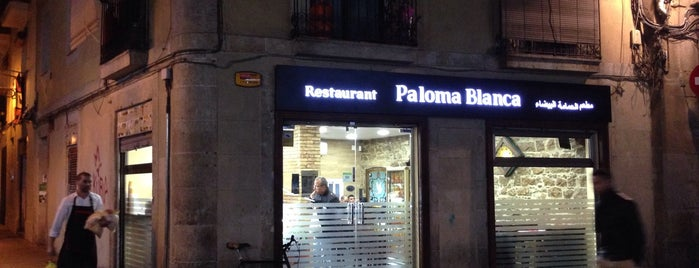 Restaurante Paloma Blanca is one of I love Barcelona!.