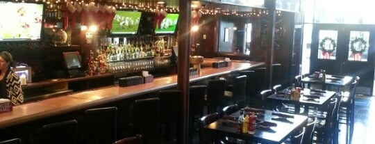 Mad River Bar & Grille is one of Federal Hill Bars and Taverns.