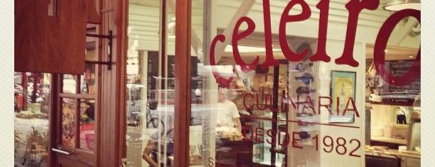 Celeiro Culinária is one of Rio de Janeiro's best places ever #4sqCities.