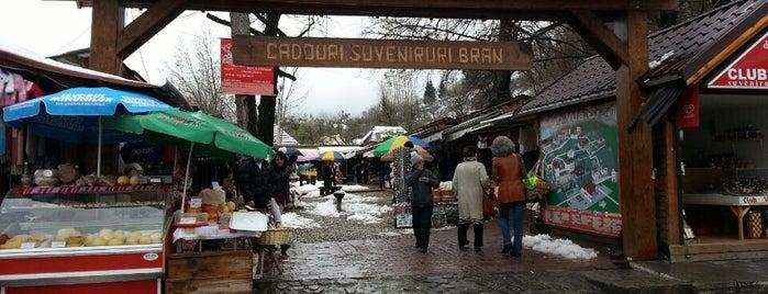 Târg Bran is one of Romania.