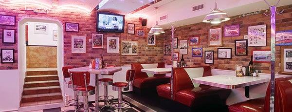 Starlite Diner is one of Детская Москва.