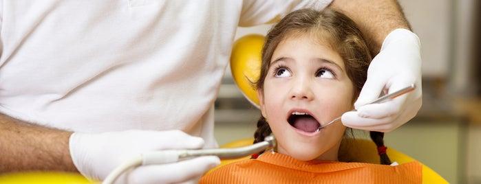 Dental Art Studio is one of Детская Москва.