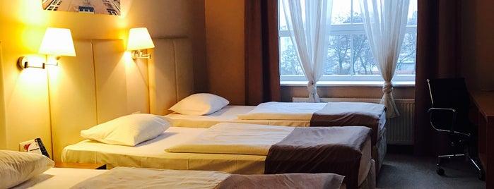 Focus Hotel is one of Szkolenia z Inspiros.