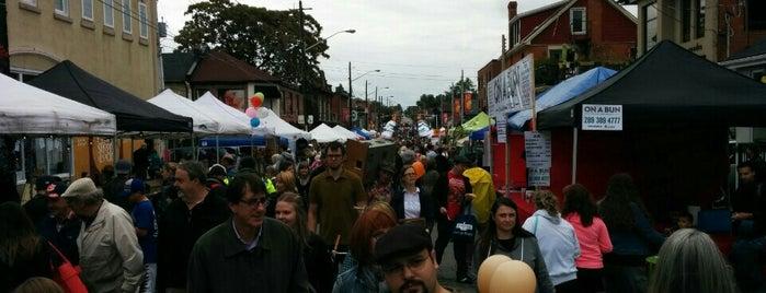 Locke St. Festival is one of Hamilton Area: To-Do.
