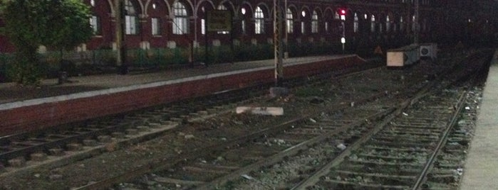 Sealdah Railway Station is one of Kolkata.