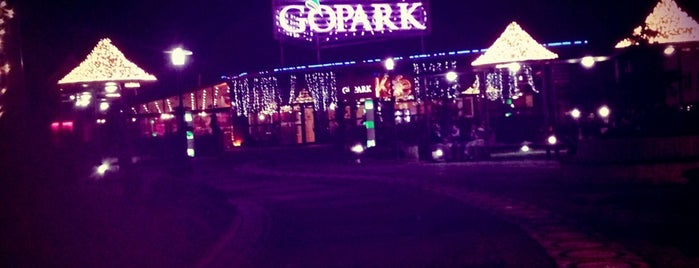 Gopark Cafe is one of İstanbul 2.